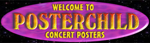 Posterchild Concert Posters