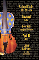 National Fiddler Hall of Fame in Tulsa