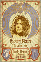 Robert Plant in Tulsa