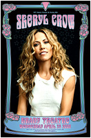 Sheryl Crow in Tulsa