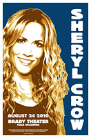 Sheryl Crow in Tulsa 2010